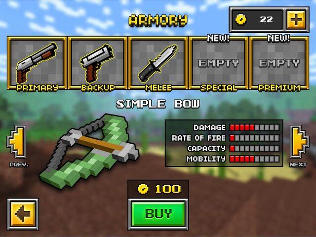 Fichier:Simplebow armory.jpg