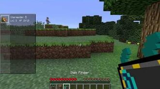 How To Use The Item Finder In Pixelmon 3.0