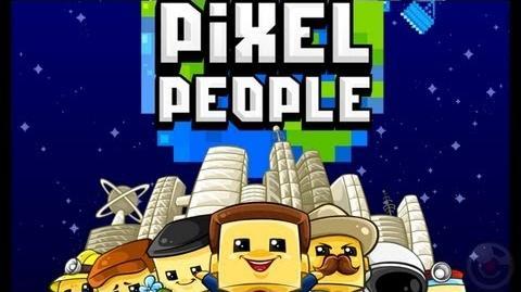 Pixel People - iPhone & iPad Gameplay Video