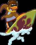TRA SURFING