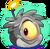 Gray Alien Puffle