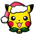 Pikachu (Holiday)