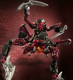 Promo Art Makuta Antroz and Matoran Radiak.png