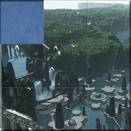 CGI Protodermis Falls