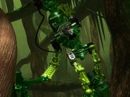 CGI Lewa Mata Vine-Swinging