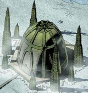 Great Temple Comic