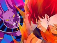 Super Saiyanin God fanart (8)