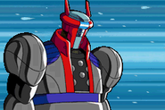 Sigma force cannon