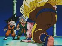 Goku SSJ Three (29) Przemiana II (7) Zmęczenie.jpg
