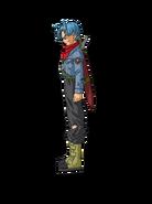 Kolorowa grafika koncepcyjna z oficjalnego profilu Trunksa z przyszłości na stronie internetowej DBS (2)