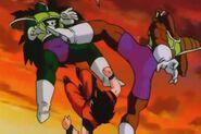 Goku robi unik i cios Neiza trafia w Dorego