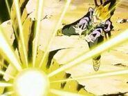 Trunks Burning Attack