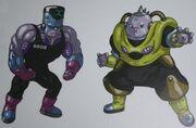 Sztuczni ludzie numer 8000 i 19000 (Dragon Ball Online).jpg