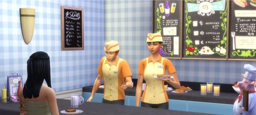 Pracownik fast-foodu