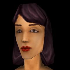 Bella z The Sims