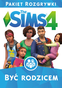 The Sims 4 Być rodzicem okładka.jpg