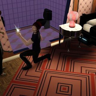 Oświadczyny (The Sims 3)