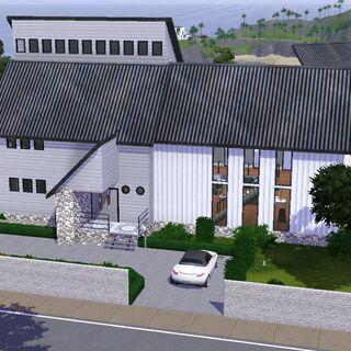 Dom w Sunset Valley