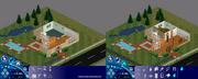 The Sims - tryb kupowania i tryb budowania.png
