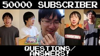 QUESTIONS AND ANSWERS FOR 50000 SUBSCRIBERS