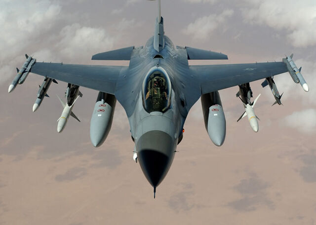 File:F-16 Fighting Falcon.jpg