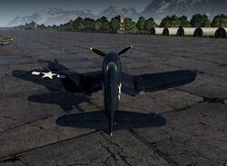 F4U-1a Corsair (USMC) (2)