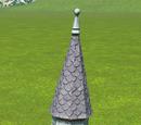 Castle Oriel Turret - Tall