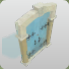 Render Door Blue icon