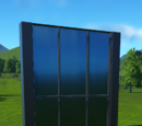Glass Wall 4m