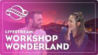 Planet Coaster - Workshop Wonderland (w Rich Newbold)