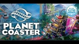 Planet Coaster - Tutorial Let's Play - Episode 1 - Introduction to Planet Coaster!!