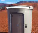 Fiberglass Elevator Doors