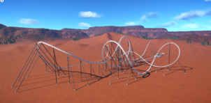 Planet Coaster - G-LOC image 3