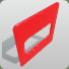 Shop Fascia Red icon