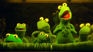 Kermit's Swamp Years Frogs 3