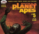 Revolution on the Planet of the Apes 5