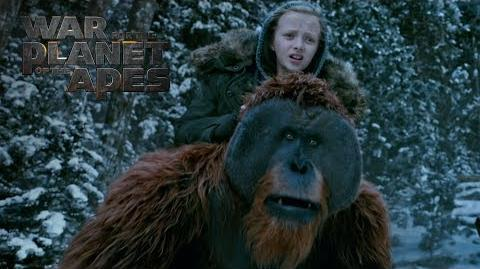 """War for the Planet of the Apes """"Last Stand"""" TV Commercial 20th Century FOX"""