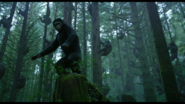 Caesar & apes found human survivors