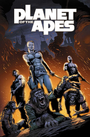 File:Planet of the Apes vol 5.jpg