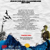 Suave The Ape - Planet Of The Apes Mixtape2