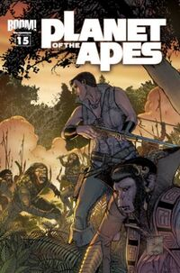 Planet of the Apes 15 Page 01