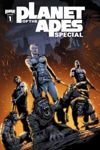 Planet of the Apes Special Page 01