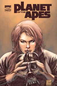 Planet of the Apes 14 Page 01