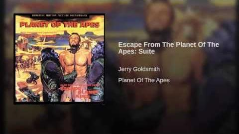 Escape From The Planet Of The Apes Suite