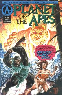 Planet of the Apes 22