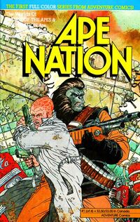 Ape Nation 1