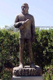 Statue of Caesar