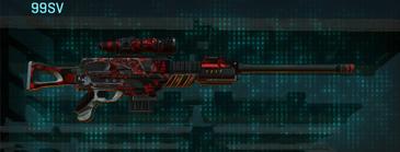 Tr loyal soldier sniper rifle 99sv