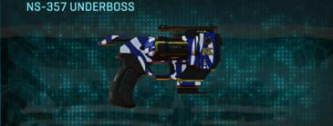 Nc zebra pistol ns-357 underboss