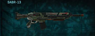 Amerish scrub assault rifle sabr-13